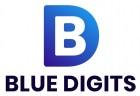Blue Digits